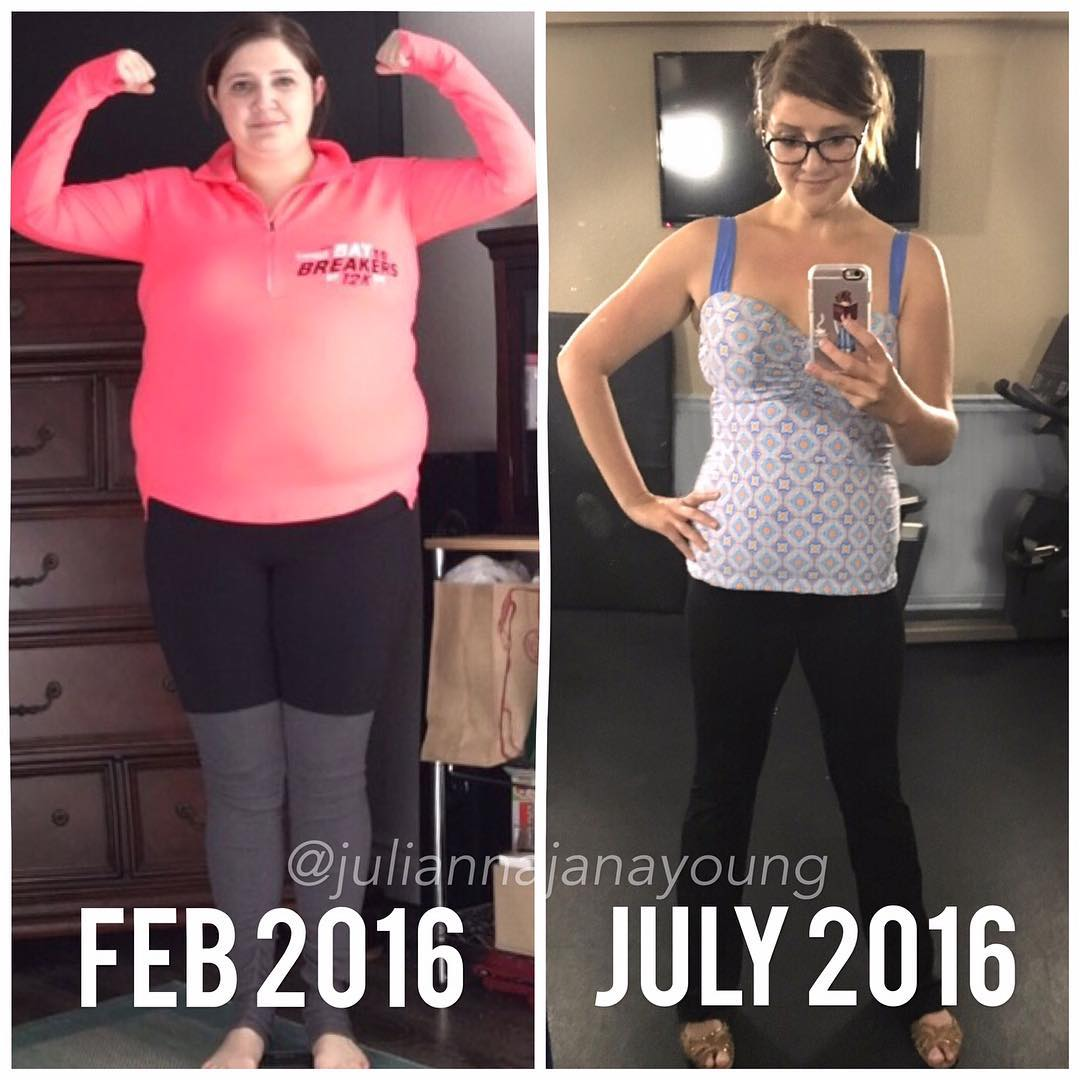 Julianna Young's Insane 80lb Transformation - A Warrior's Journey! 1
