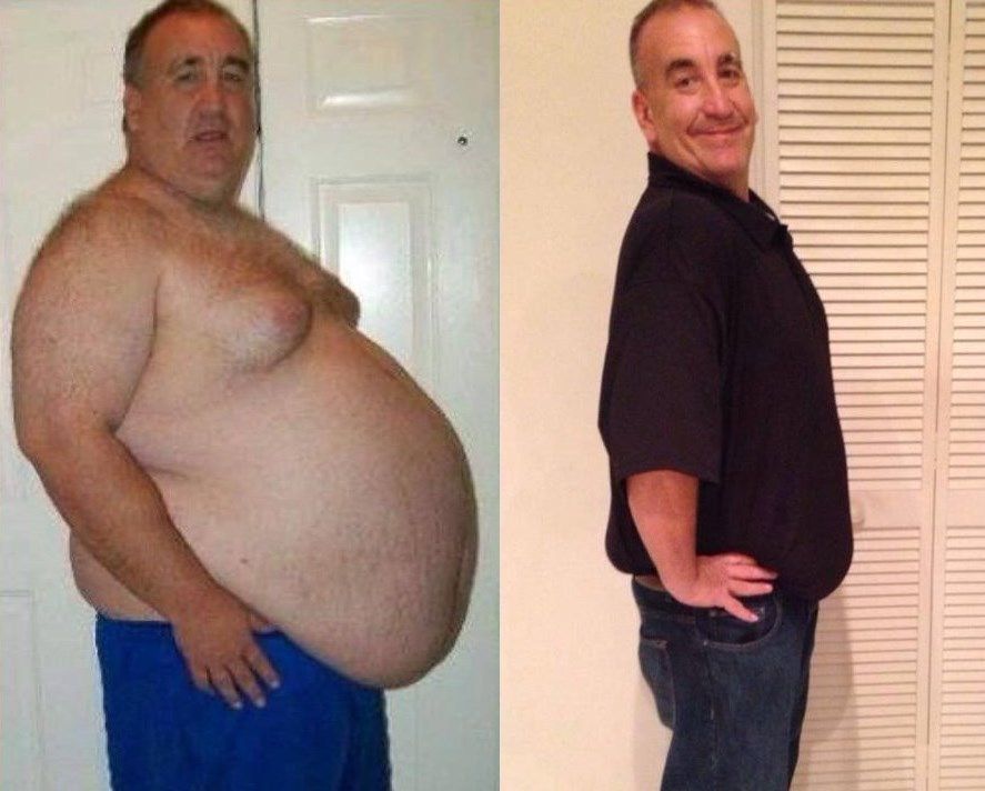 10 Amazing Older Men Transformations That Will Drag You To Gym! 1