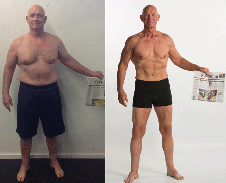 10 Amazing Older Men Transformations That Will Drag You To Gym! 10