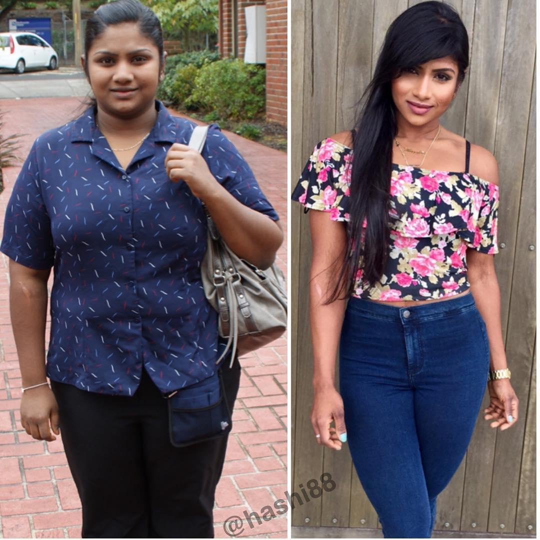 Harshi-Weight-Loss 3