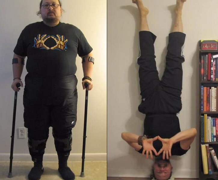 10 Amazing Older Men Transformations That Will Drag You To Gym! 11