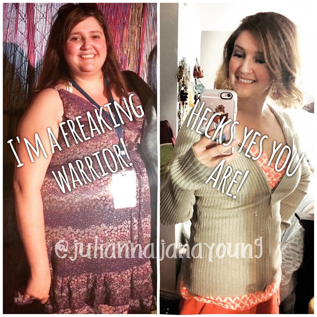 Julianna Young's Insane 80lb Transformation - A Warrior's Journey! 2
