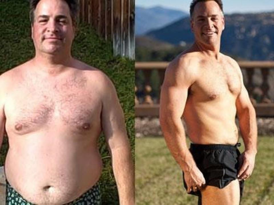 10 Amazing Older Men Transformations That Will Drag You To Gym! 2