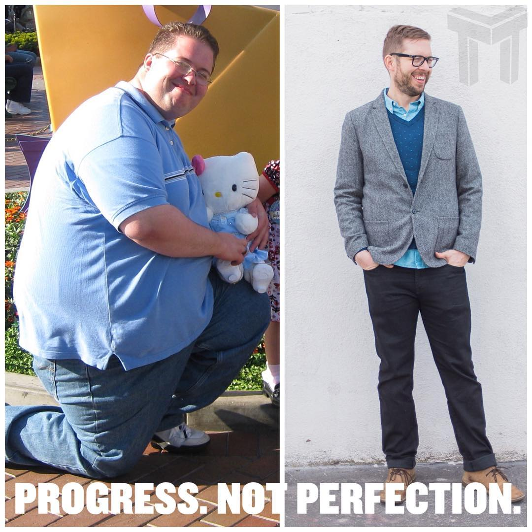 Tim Bauer's Unbelievable 225lb Weight Loss Transformation! 2