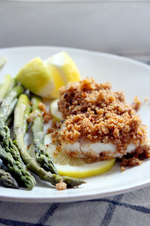 23. New England Baked Haddock Recipe