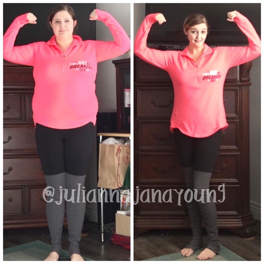 Julianna Young's Insane 80lb Transformation - A Warrior's Journey! 3