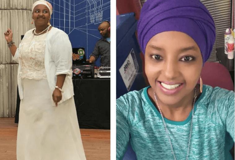 Asha Hussein Damnripped 201809