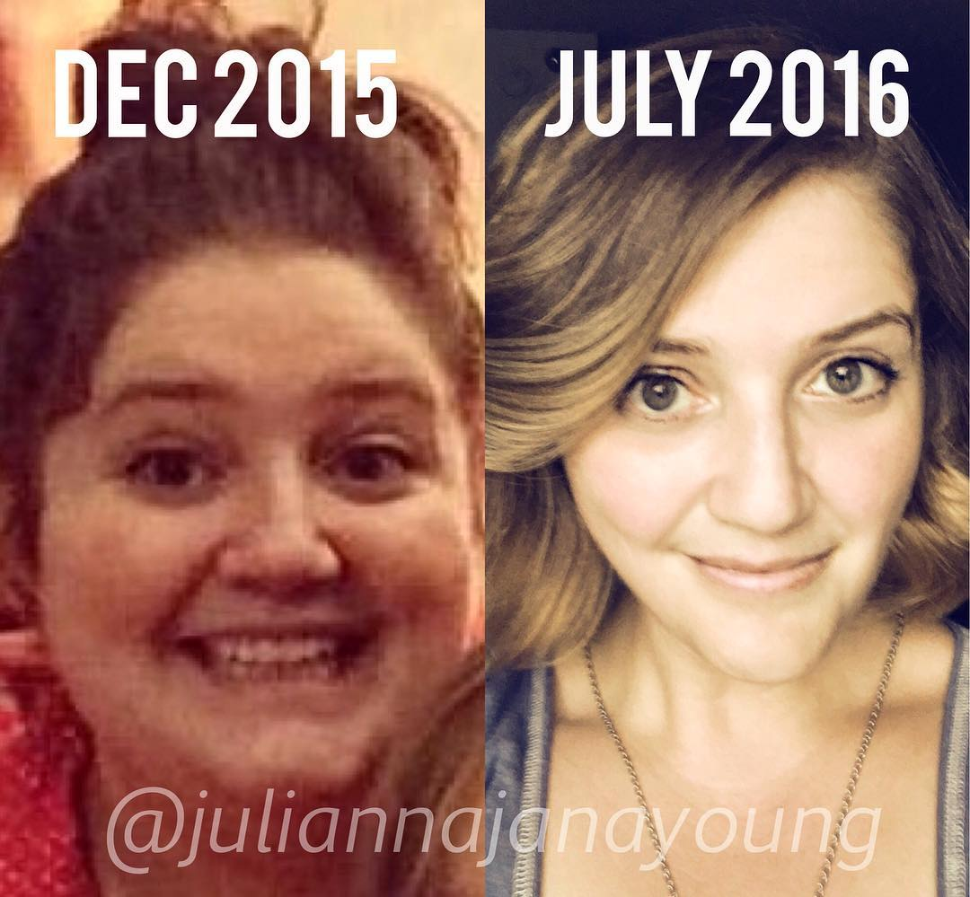Julianna Young's Insane 80lb Transformation - A Warrior's Journey! 4
