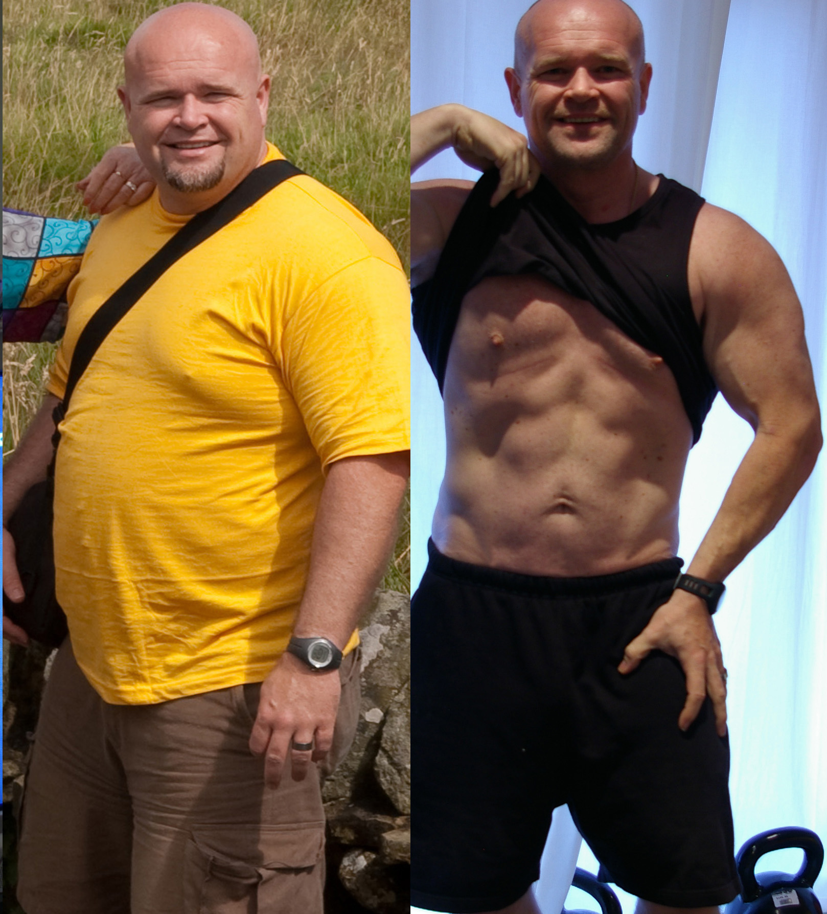 10 Amazing Older Men Transformations That Will Drag You To Gym! 5