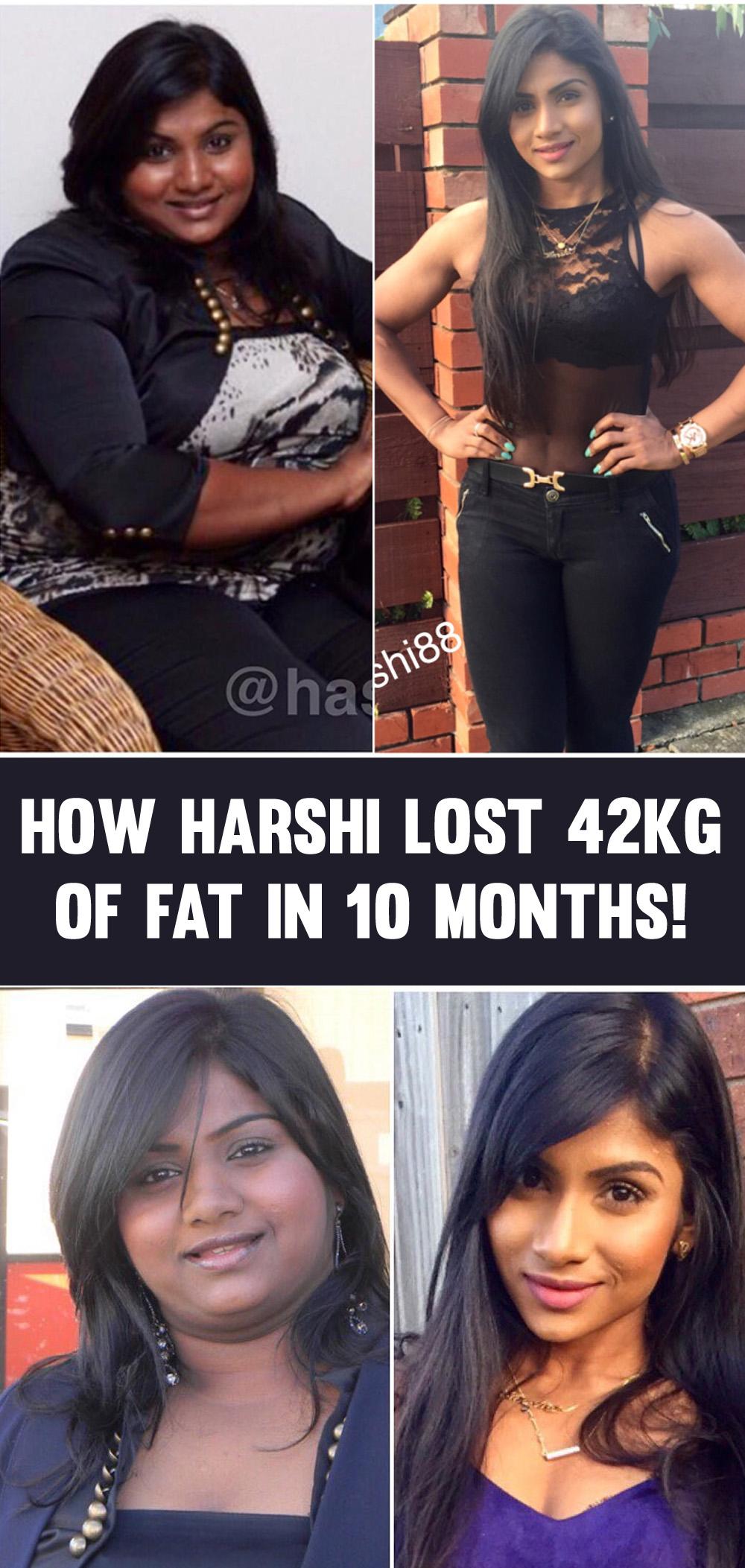 Harshi-Weight-Loss 1