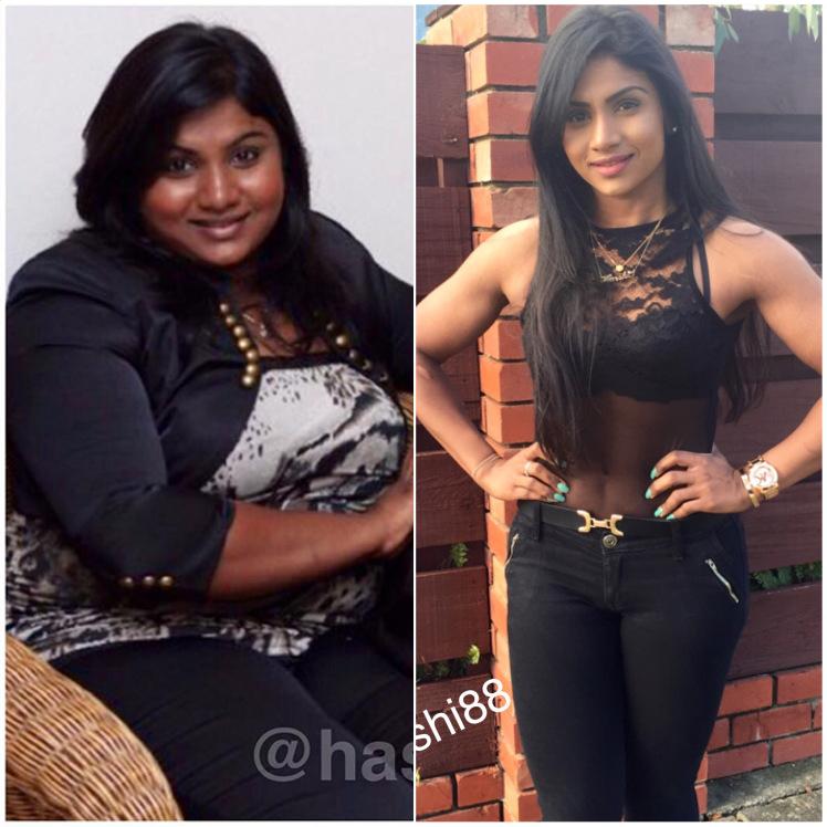 Harshi-Weight-Loss 4