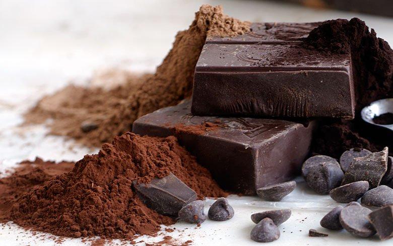 Dark Chocolate Natural Damnripped 201808