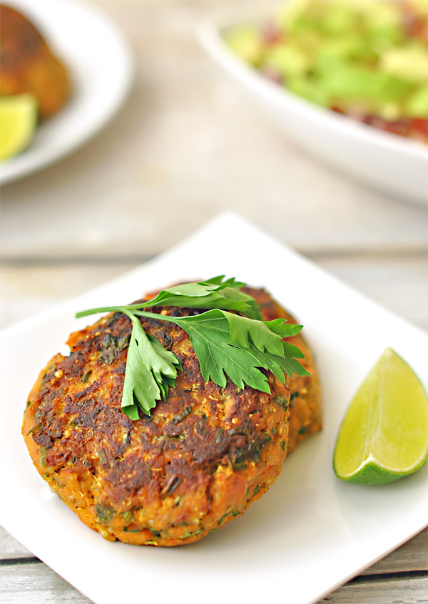 22. Salmon & Quinoa Fish Cakes Recipe
